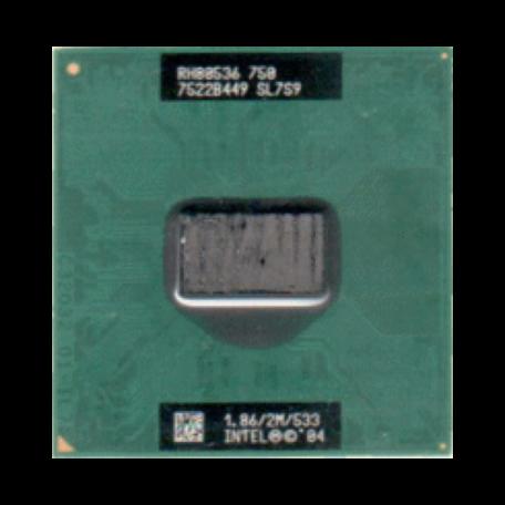 Intel SL9U4 Intel Core 2 Duo T5500 1.66GHz/2M/667