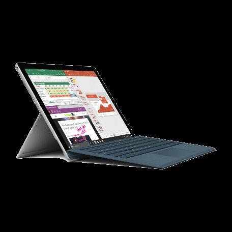 Microsoft Surface Pro 3 Core-i5, 4GB RAM/128GB SSD, 2160x1440, WiFi+BT, W10P +UK Type Cover (B-keus)