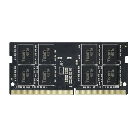 Team Group TED416G2400C16-S01 Elite 16GB DDR4-2400 CL16 unbuffered SODIMM