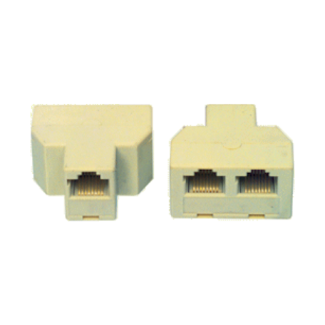 Valueline VLTP90991I RJ-45 splitter (1x Female -> 2x Female, 8P8C)