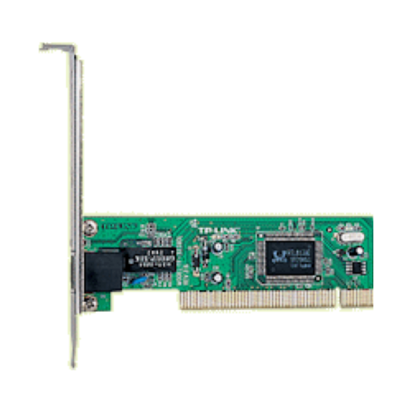 TP-LINK TF-3239DL 10/100Mbps PCI Network Adapter