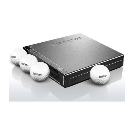 Lenovo ThinkCentre M93p Tiny Core i5-4570T 2.9GHz, 8GB RAM/128GB SSD, 2x DP + VGA, Win 10 Pro
