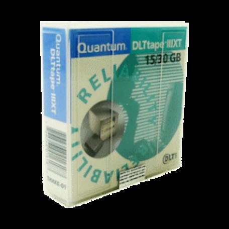 Quantum THXKE-01 DLTtape IIIXT 15/30GB 12.65mm (retail verpakt)