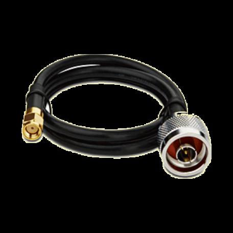 TP-LINK TL-ANT24PT Pigtail-kabel (2.4GHz, 0.5m, N-type M - Rev SMA M)