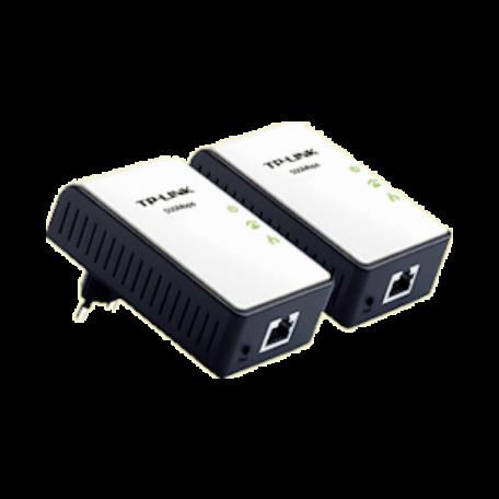 TP-LINK TL-PA411KIT AV500 500Mbps Mini Powerline Adapter (set van 2)