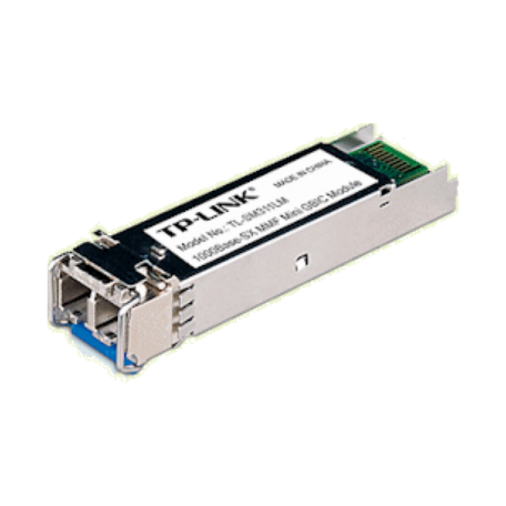 TP-LINK TL-SM311LS miniGBIC/SFP voor Gigabit Switch LC Single-Mode