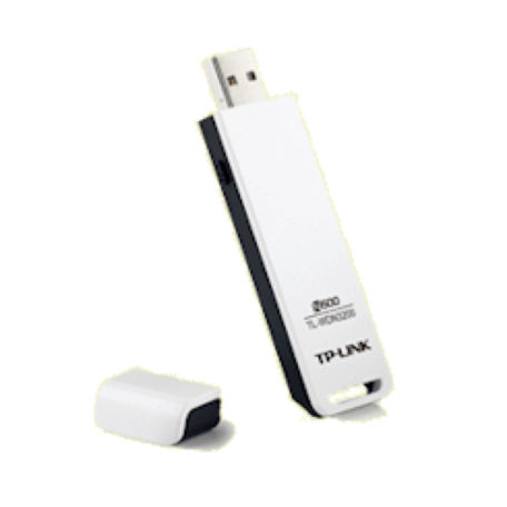 TP-LINK TL-WDN3200 300+300Mbps N600 Wireless Dual-Band USB Adapter