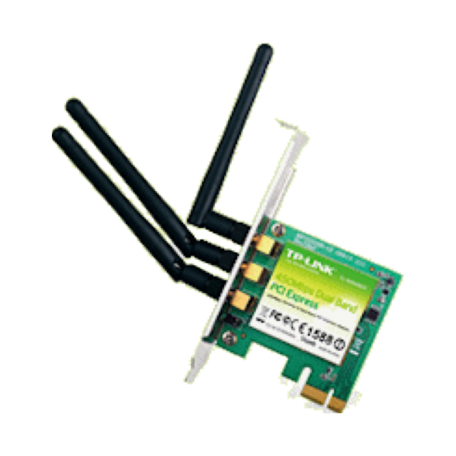 TP-LINK TL-WDN4800 450Mbps Dual-Band Wireless N PCI Express Adapter