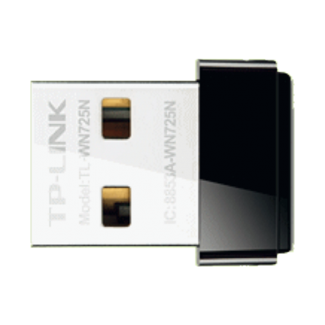TP-LINK TL-WN725N 150Mbps Wireless N Nano USB Adapter