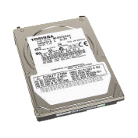 Toshiba MQ01ABD032 320GB ( SATA-300, 5400rpm, 12ms, 9.5mm hoog