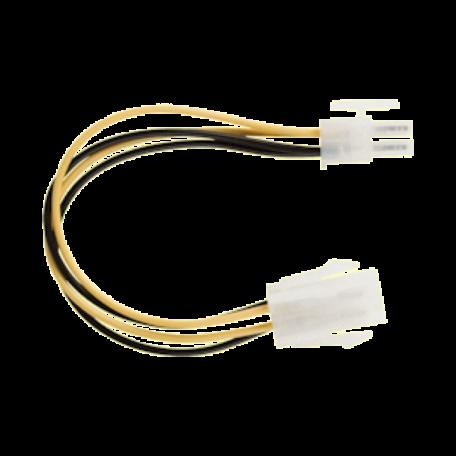 Valueline VLCP74310V015 4-pins ATX 12V P-IV verlengkabel (34cm)
