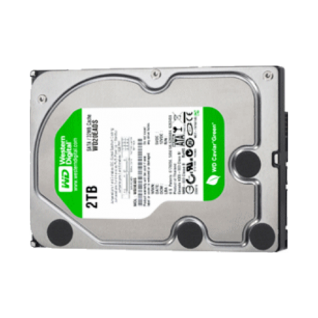 Western Digital WD20EARS Caviar Green 2TB 5.4K SATA-II 3Gb/s 64MB