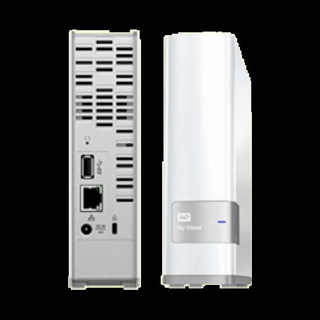 Western Digital WDBCTL0020HWT-EESN MyCloud Network Drive (2.0TB, Gigabit LAN, USB3.0)