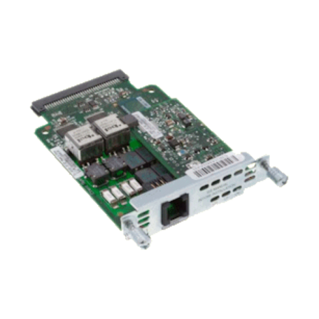 Cisco WIC-1SHDSL-V3 1-Port G.SHDSL WAN Interface Card (2- or 4-wire)