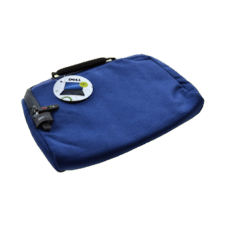 Dell blauwe sleeve
