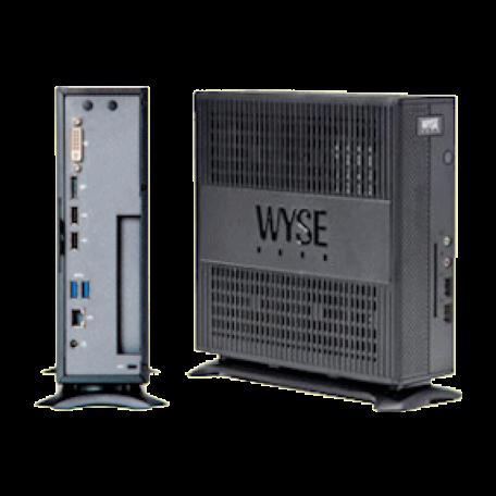 Dell Wyse 909734-02L Z90DE7 Dual-Core (16GMF/2GR, DVI+DisplayPort, USB3.0, PCI-express, WES7)