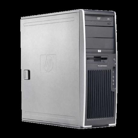 HP xw4600 Workstation Core2Quad 2.66GHz 8GB RAM/64GB SDD+250GB HDD/DVDRW Quadro FX1800/W8.1Pro