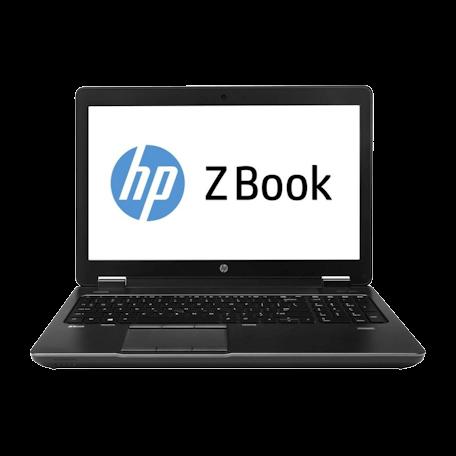 HP ZBook 15 i7-4800MQ, 16GB RAM/256GB SSD, 15.6 inch Full-HD, Quadro K610M, TB, WiFi+BT, Win 10 Pro