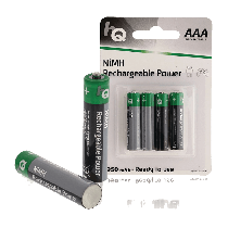 HQ AAA Batterijen 4 stuks