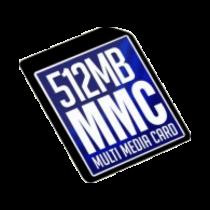 OEM 512MB_MMC